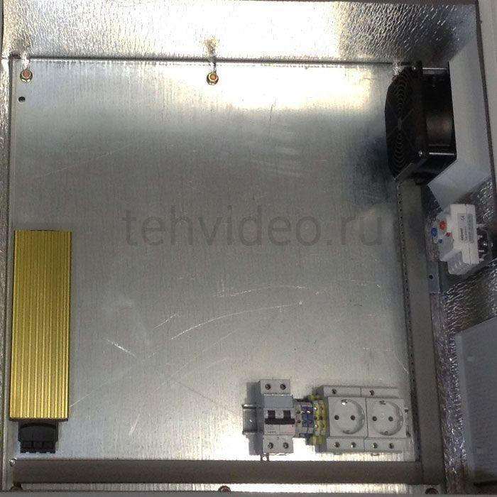 Термошкаф ТШ-3-НВ 600х600х250