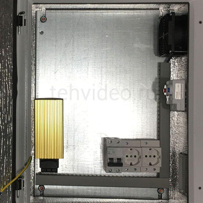 Термошкаф ТШ-5-НВ 500х400х200