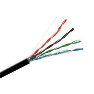 Plexus UTP 4PR 24AWG CAT 5E PRO OUTDOOR